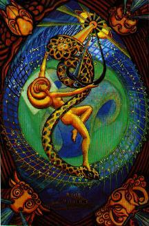 Universum ur Thoth Tarot